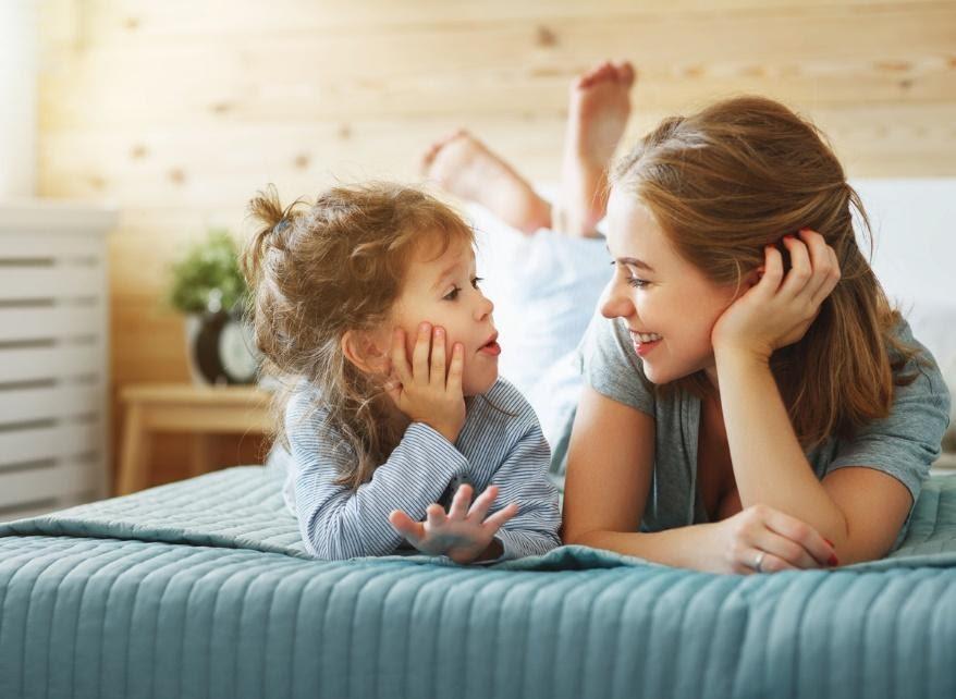 5 voordelen van het positief opvoeden