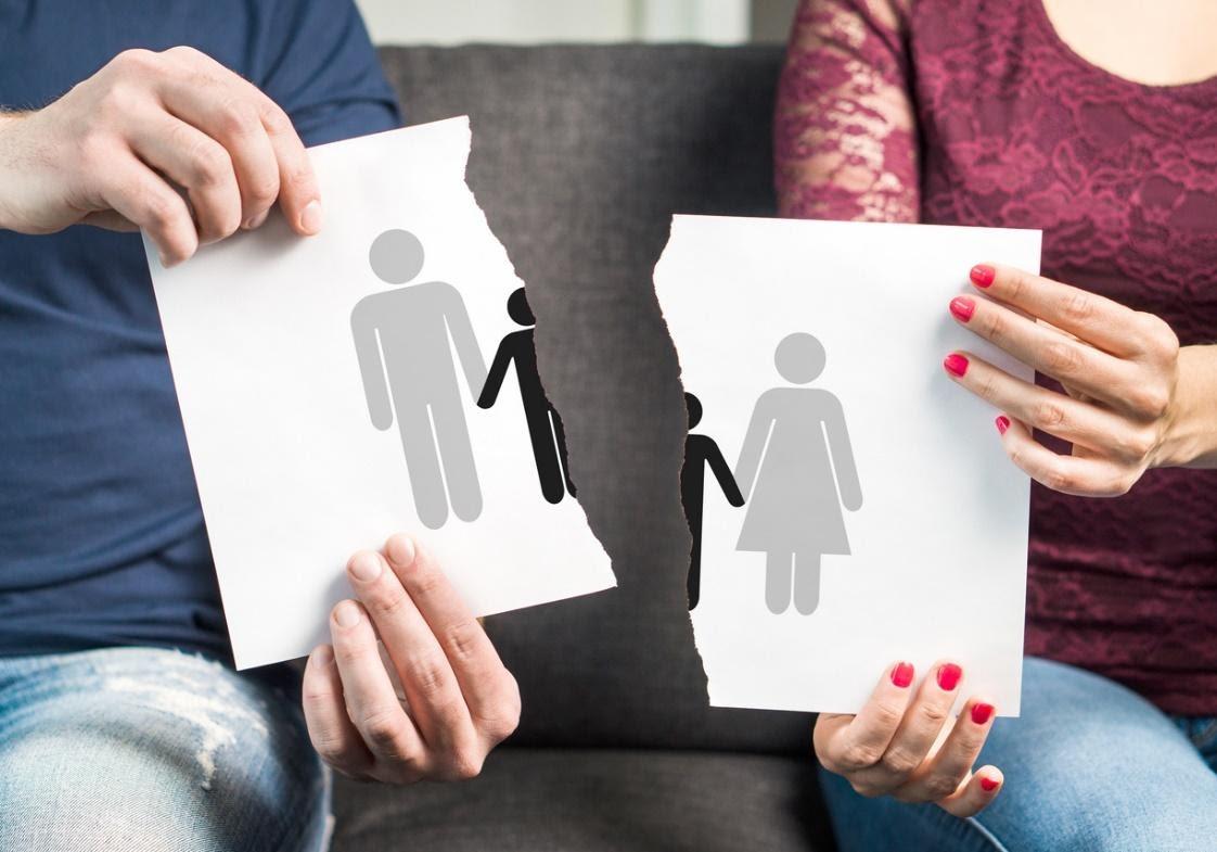 Kind opvoeding bij gescheiden ouders