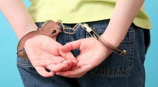 Criminaliteit onder meisjes